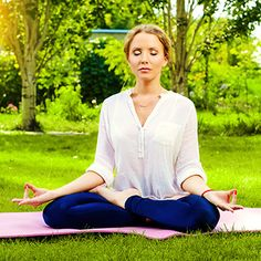 What are some healthy ways to begin meditation? Try some healthy ways to begin meditation practice.