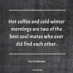 Keeping warm is easy when you have found your soul mate! :)  Happy #CoffeeSmiles