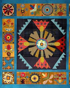 Sue Spargo's Patterned Quilts and Creations - Martha Stewart Community