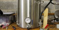 Looking to get into all-grain brewing? This brief introduction to all-grain brewing will explain the processes and equipment necessary to get started! All Grain Brewing, Homemade Beer, How To Make Beer, Creative Home, Home Brewing, Brewery, Grains, Recipes, Korn