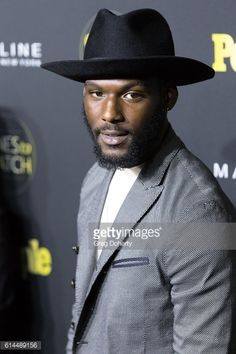 Actor Kofi Siriboe arrives at the People's 'Ones To Watch' party at EP LP on October 13 2016 in West Hollywood California