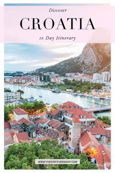 The perfect Croatia travel itinerary. Things to do in Croatia in 10 days - including unmissable spots such as Dubrovnik Split Hvar and Korcula. Dubrovnik Croatia I Hvar Croatia I Split Croatia Travel Trip Travel Travel Getaways Getaways Croatia Itinerary, Croatia Travel Guide, Europe Travel Guide, Europe Destinations, Travel Guides, Croatia Tourism, Travel Packing, Holiday Destinations, Mykonos