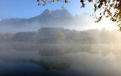 Der Ritzenhof - #Hotel und #Spa am See 4*S im #Herbst. www.ritzenhof.at Spa, River, Outdoor, Outdoors, Outdoor Games, The Great Outdoors, Rivers