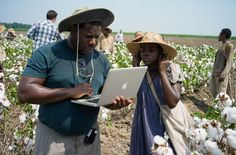 """On the set of """"12 Years a Slave"""""""