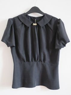 The 1930's top from series 2 of the Great British Sewing Bee