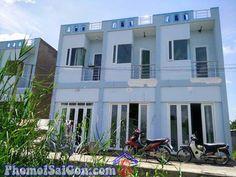 Nhà phố Phú Xuân - Nhà Bè Xã Phú Xuân - Nhà Bè - VND 530,000,000