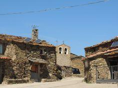 Paisajes de La Rioja   Pueblo de Cameros