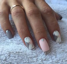 Simple Line Nail Art Designs You Need To Try Now line nail art design, minim. - Simple Line Nail Art Designs You Need To Try Now line nail art design, minimalist nails, simple - Popular Nail Designs, Popular Nail Art, Nail Art Designs, Classy Nail Designs, Line Nail Art, Cool Nail Art, Beautiful Nail Polish, Lines On Nails, Wedding Nails Design