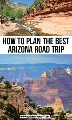 Are you looking for the best Arizona road trip itinerary? Our 5 day Arizona guide will help you to plan the perfect road trip in Arizona! Arizona Road Trip, Arizona Travel, Road Trip Essentials, Road Trip Hacks, Places To Travel, Places To See, Travel Destinations, Travel Usa, Travel Tips
