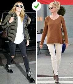 5 tips for women in the How to dress to look younger, but not as a teenager? How To Look Expensive, Look Younger, Everyday Look, Fashion Advice, Passion For Fashion, What To Wear, Ideias Fashion, That Look, Women Wear