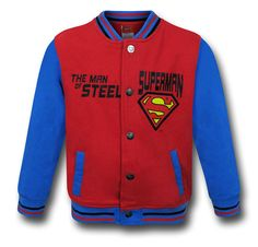 Superman Kids Stadium Jacket $29.99