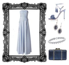 """""""Outfit # 3074"""" by miriam83 ❤ liked on Polyvore featuring Aquazzura, Ralph Lauren, Penny Preville and KOTUR"""