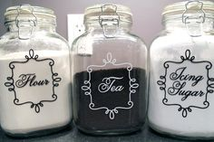 Love the scroll work!! Definite design for DIY spice/cooking jars!