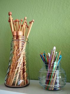 McA inspiration for my creating - #mcadirect cajunmama:  craft room detail (by | viviana |)