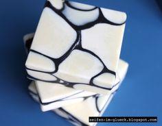 Dancing Funnel handmade soap