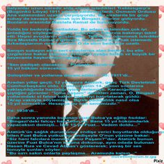 Gazi Mustafa Kemal Atatürk'ün el falı...