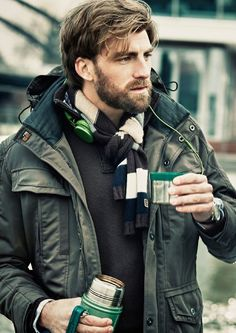 37 Classy Winter Jackets for Men to be Fashionable all Year Round