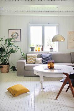 an-magritt: Norwegian living room | Norske stuer #livingroom #stue #scandinavian #skandinavisk