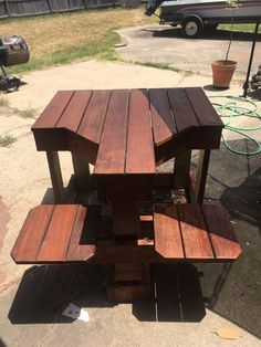 My bench built in summer of woodworking bench woodworking bench bench diy bench garage workbench bench plans