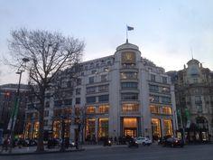 LV headquarters