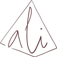 Logo Design for Collective & Magazine Publication 'A Loose Idea' #maroon #logo Logo Nasa, Logo Design, Calligraphy, Magazine, Logos, Penmanship, Magazines, Calligraphy Art, Logo