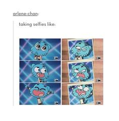 I don't take selfies for this reason...