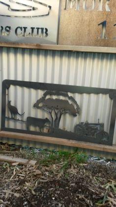 cnc plasma cut farm panel