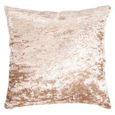 rose gold cushion