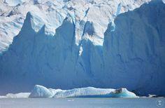 Glaciar Sur,  Glaciar Perito Moreno, Parque Nacional Los Glaciares, El Calafate, Santa Cruz, Argentina | Mar 2016