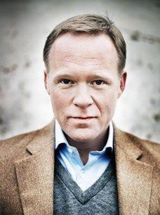 Alexander SÖDERBERG : Zweedse thrillerauteur