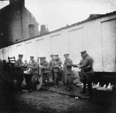 THE FIRST BATTLE OF YPRES, OCTOBER-NOVEMBER 1914