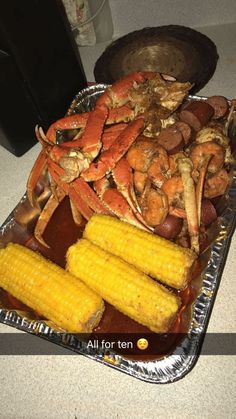 Wild American Shrimp Scores High on Nutrition Seafood Recipes, Cooking Recipes, Seafood Boil, Cooking Ideas, I Love Food, A Food, Sleepover Food, Boiled Food, Food Goals