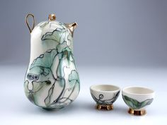 layered surface Yoko Sekino-Bove - Ceramic Artist Now