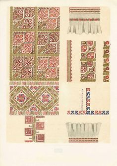 Romanian People, Embroidery Applique, The Borrowers, Folk Art, Diy And Crafts, Cross Stitch, Symbols, Quilts, Knitting