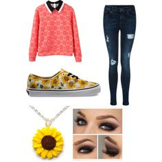 A fashion look from February 2015 featuring Vans sneakers. Browse and shop related looks.