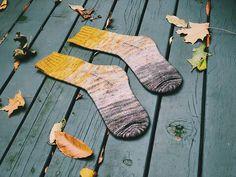 Ravelry: Fluorite pattern by Andrea Mowry Autumn Day, Ravelry, Socks, Knitting, Celebrities, Pattern, Instagram, Knots, Celebs