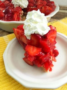 Strawberry Pie! – My Incredible Recipes