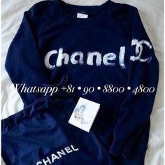 instagram @Buyer Tokyo | Chanel VIP Sweatshirt Chanel christmas 2013