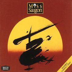 Amazon.com: Miss Saigon (Original 1989 London Cast): Music