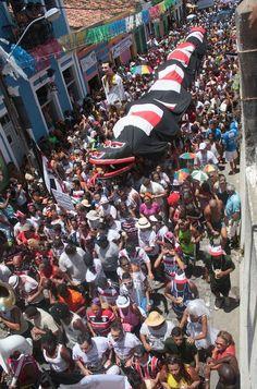 Carnaval de Rua, Olinda - Pernambuco