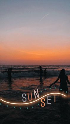 Sonnenuntergang 🌊 - Insta - - AeSthEtHic sTufF - - Best Picture For History tattoo For Your Taste You are looking for something, and it is going to t Creative Instagram Stories, Instagram And Snapchat, Instagram Story Ideas, Friends Instagram, Free To Use Images, Insta Photo Ideas, Insta Ideas, Insta Story, Ig Story