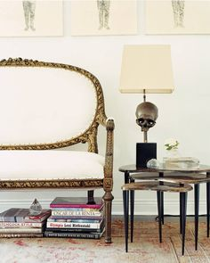 Pin for Later: The Stylish Guide to Decorating With Skulls Lamp Skulls