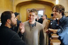 16 Supernaturally Hot Pics of Jensen Ackles and Jared Padalecki | TVGuide.com