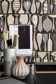 Stuvbutiken | Boråstapeter Scandinavian Designers II - Pottery