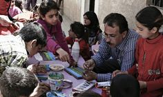 Lebanon's refugee schools provide hope for Syria's lost generation