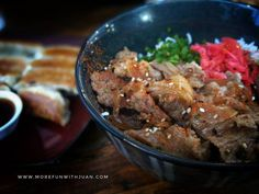 PASIG FOOD TRIP - Your Ultimate Food Guide in Pasig - It's More Fun With Juan Food Trip, Japanese Food, Beef, Fun, Food Travel, Meat, Japanese Dishes, Solar Eclipse, Steak