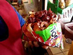 como preparar tosti locos - YouTube