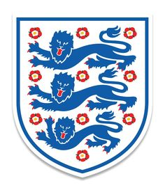 The FA – England Football Association Logo England Football Badge, England Badge, England National Football Team, National Football Teams, England Shirt, Soccer Logo, Football Team Logos, World Football, Soccer Teams