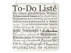 XL Shabby Vintage Schild Türschild TO DO LISTE WINTER Holz Landhaus Impression Weihnachten Dekoration INTERLUXE http://www.amazon.de/dp/B009YSNUJC/ref=cm_sw_r_pi_dp_oBkcvb0G67Z9T