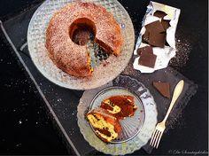 Schokoladen Marmorguglhupf